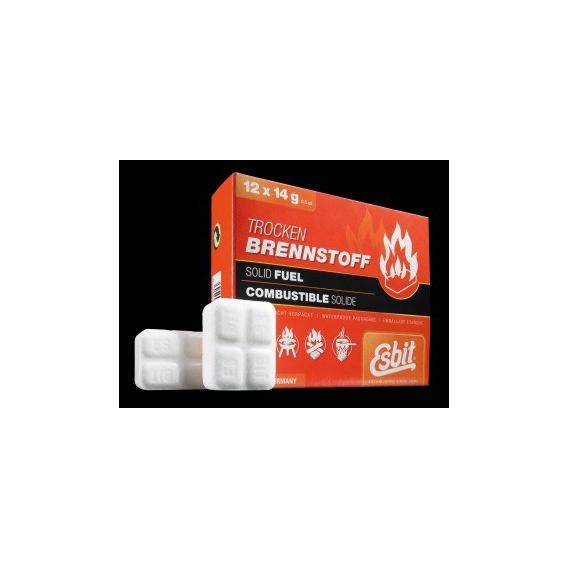 Esbit tablety pevného liehu 12 x 14G