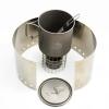 TOAKS Titánový varič s kovovým stojanom