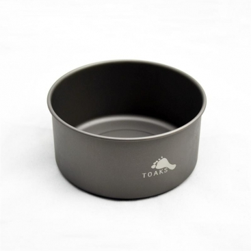 TOAKS Titanium 380ml Bowl