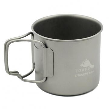 TOAKS Titanium 375ml Cup