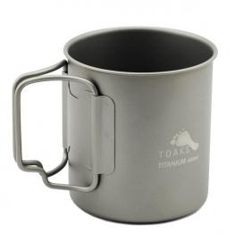 TOAKS Titánový hrnček 450ml