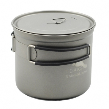 TOAKS Titanium 1000ml Pot