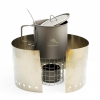 TOAKS Ultralight Titanium Alcohol Stove with 650ml Pot
