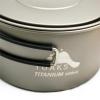 TOAKS Titánový hrniec 900ml, priemer 130mm