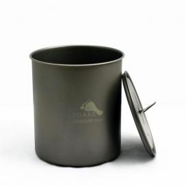TOAKS LIGHT Titánový hrniec 750ml bez rukoväte