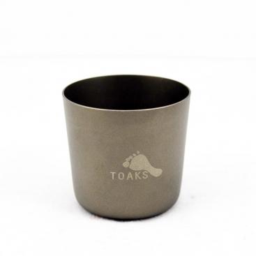 TOAKS Titanium Shot Glass