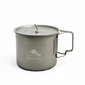 TOAKS Titanium 550ml Pot
