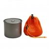 TOAKS LIGHT Titanium 550ml Pot without Handle