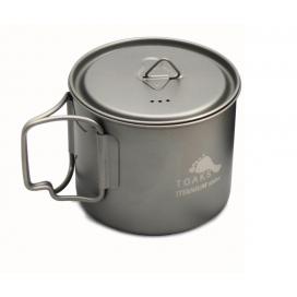 TOAKS LIGHT Titanium 550ml Pot