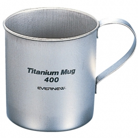 EVERNEW Ti Mug 400 (EBY262)
