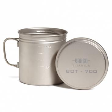 VARGO BOT - 700 - hrniec a fľaša v jednom