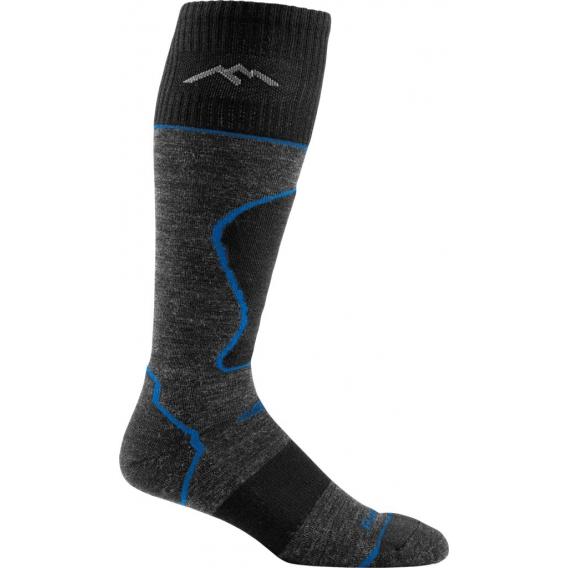 Darn Tough Over-the-Calf ľahko polstrované ponožky (1408)
