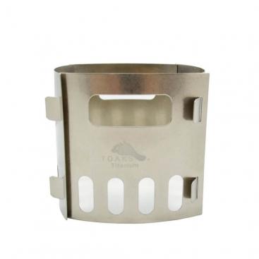 TOAKS Titanium Alcohol Stove Pot Stand