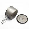 TOAKS LIGHT Titanium 700ml Pot with 115mm Diameter