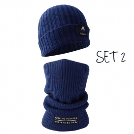 PEAK TO PLATEAU SET OF Beanie and Neckwarmer