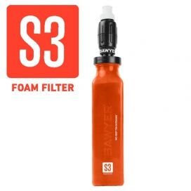 Sawyer Select S3 Foam Filter