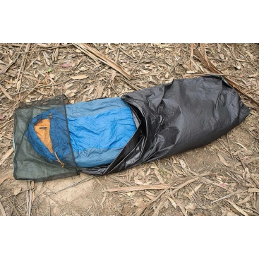 borah gear ultralight bivy side zipper argon90 198g eu retailer