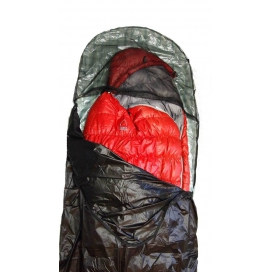 Borah Gear Cuben Bivy side zipper