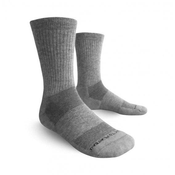 PEAK TO PLATEAU Trail Crew Light ponožky - vlna z jaka