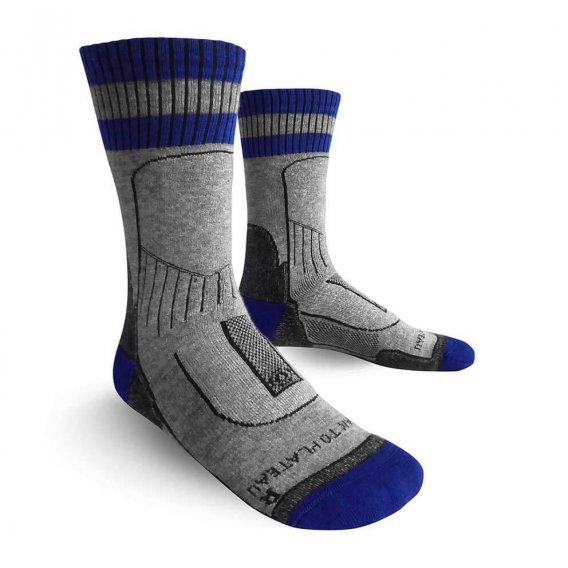 PEAK TO PLATEAU Ladakh Crew Sock - yak wool
