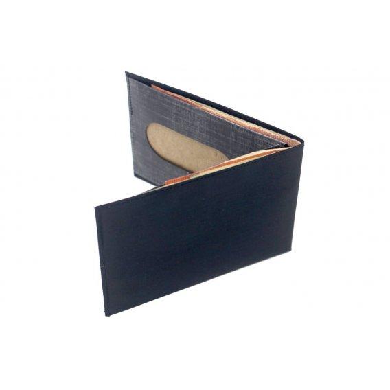 HAWBUCK Lean peňaženka čierna