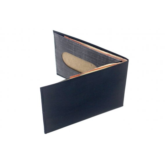 HAWBUCK Lean Wallet Black