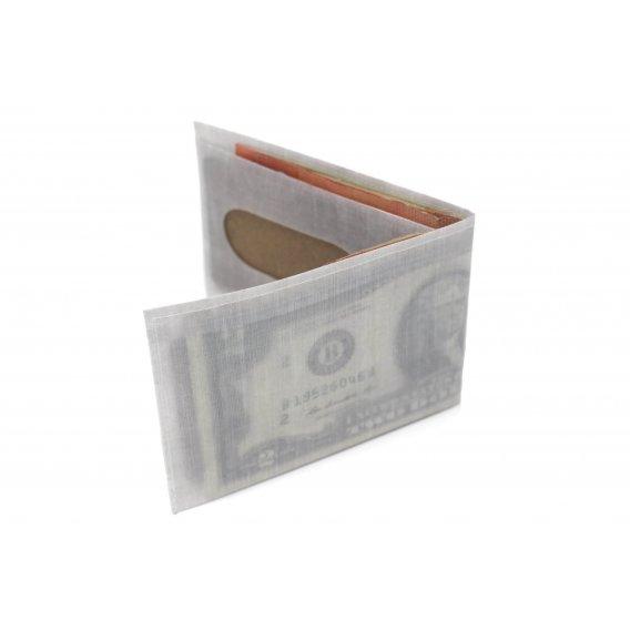 HAWBUCK Lean Wallet White