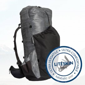 KATABATIC GEAR Onni LiteSkin - 65L ultralight backpack