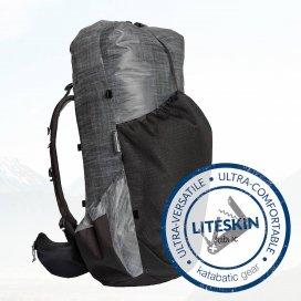 KATABATIC GEAR Onni LiteSkin - 65L ultraľahký batoh
