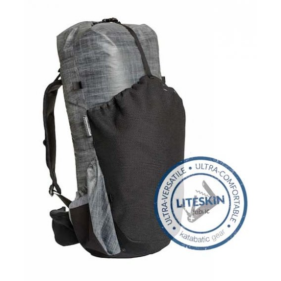 KATABATIC Onni LiteSkin - 50L ultralight backpack