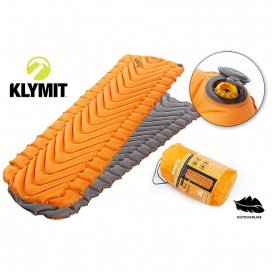 KLYMIT Insulated Static V Lite / model with flip valve