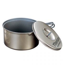 EVERNEW Ti Non-Stick Pot 1300 ml