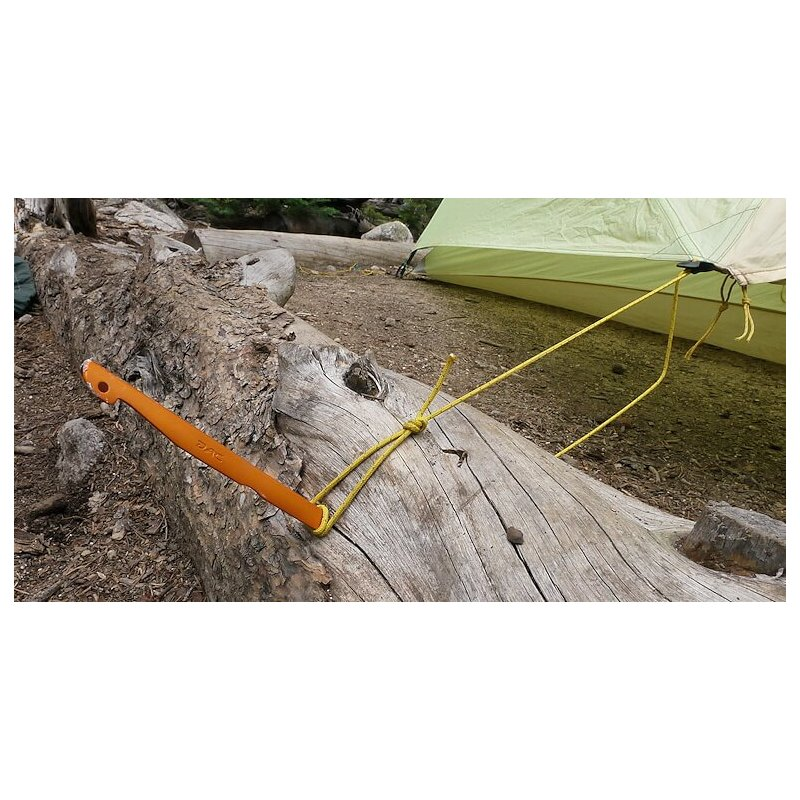 Ultralight /& Super-Strong Performance Engineered by The Premier Tent Pole Maker DAC V-Best Tent Stakes 4 Sizes