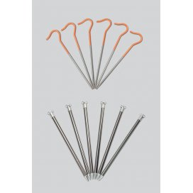 HMG Ultralight Stake Kit