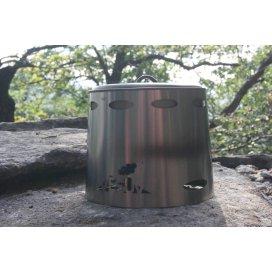 VESUV Titanium Windshield 0,9 L