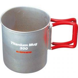 EVERNEW Ti Mug 300 FH (EBY266)