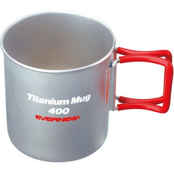 EVERNEW Ti Mug 400 FH (EBY267)