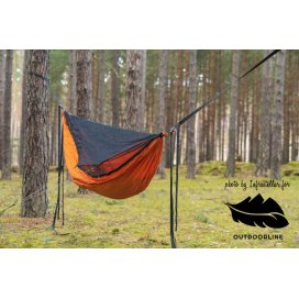 Warbonnet Outdoors Eldorado Hammock Autumn Orange