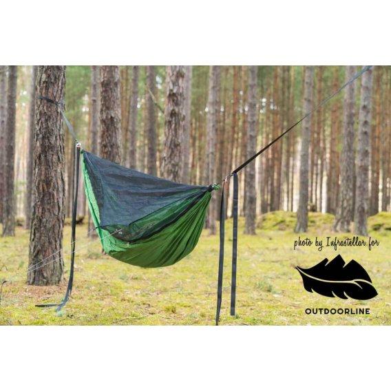 Warbonnet Outdoors Eldorado Hammock Fern Green