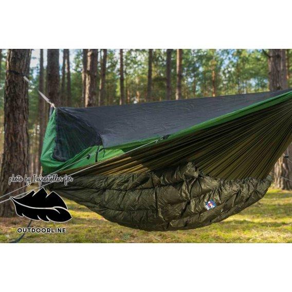 Warbonnet Outdoors 40°F Wooki XL underquilt