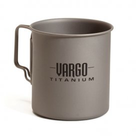 VARGO Titanium 450 Travel Mug