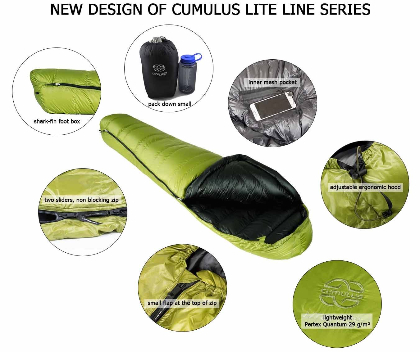 Cumulus Lite Line new design