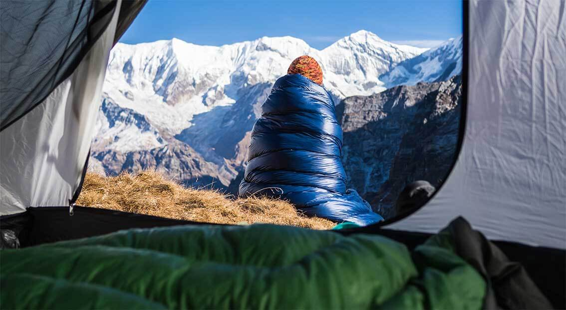 Enlightened Equipment Revelation quilt