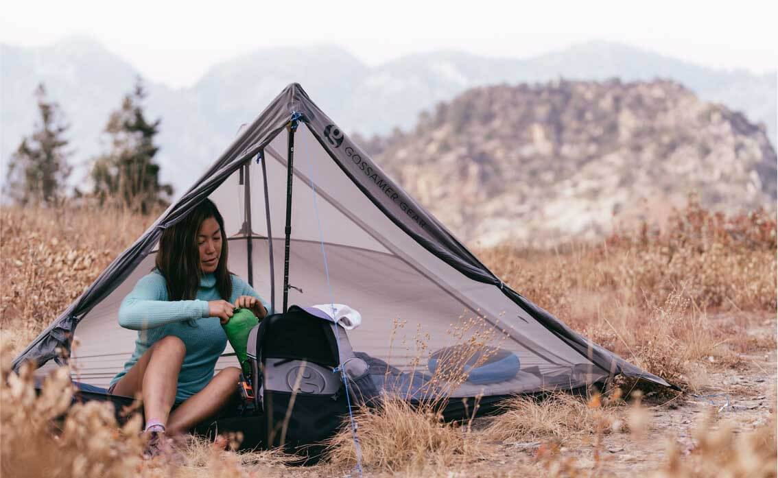 Gossamer Gear The One shelter
