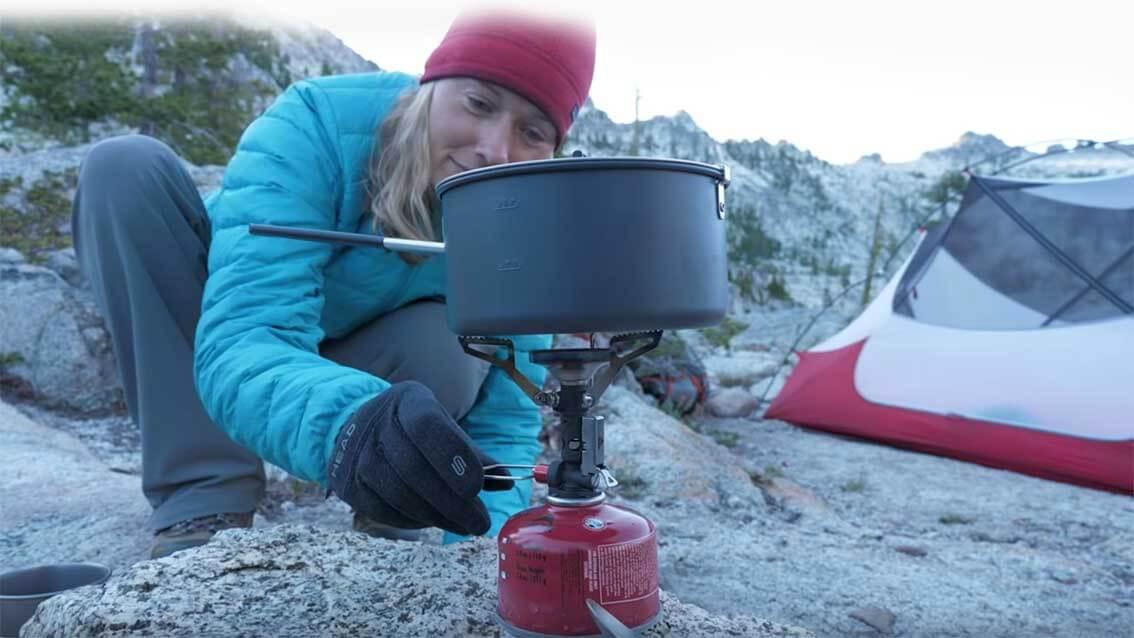 MSR Pocket Rocket Deluxe stove