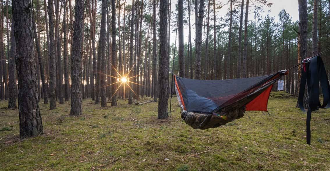 Warbonnet Outdoors hammock gear