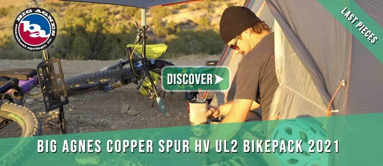 Big Agnes Cooper Spur Bikepack