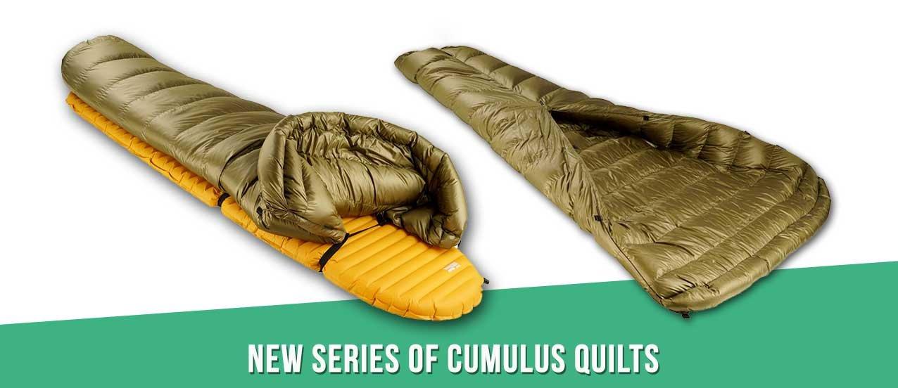 New Cumulus Quilt