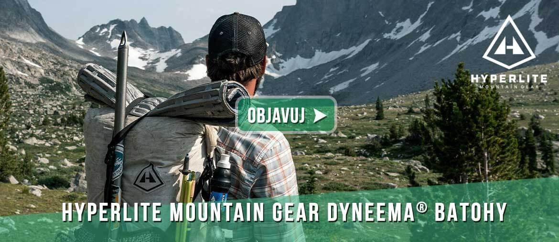Hyperlite Mountain Gear batohy