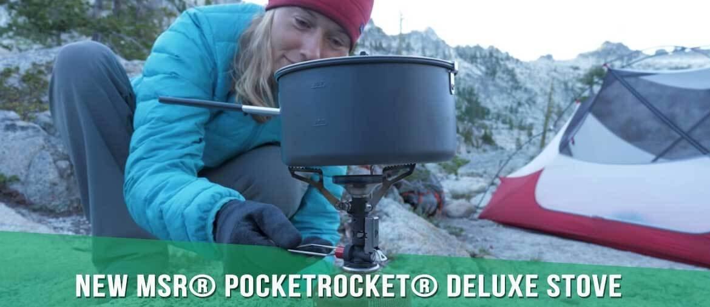 MSR PocketRocket Stove